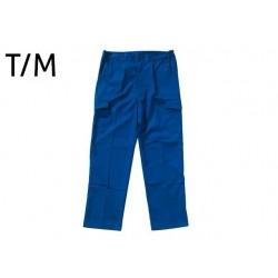 Pantalón Algodón Azulina...
