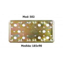 Placa 502-185x90...