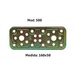 Placa 500-160x50...