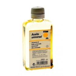 Aceite Universal 250  ml TITAN