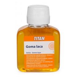 Goma Laca 100 ml. TITAN