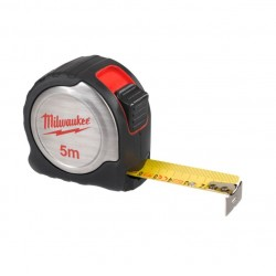Flexómetro 5mx25mm MILWAUKEE