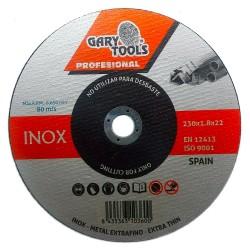 Disco de Corte INOX...