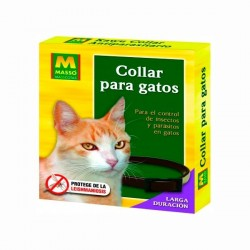 Collar para gatos MASSO