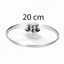 Tapa de Vidrio 20cm MONIX