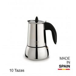 Cafetera INOX Isabella 10...
