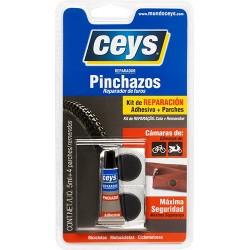 CEYS Kit Reparacion Pinchazos