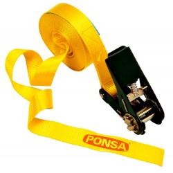 Ratchet 25mm/5m  PONSA