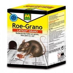 Raticida Roe-Grano 400g MASSO