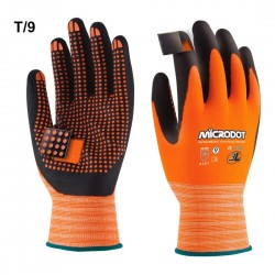 Guante Microdot WX-666 T/9 3L