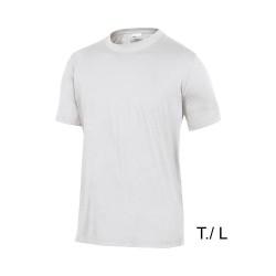 Camiseta Blanca Napoli T/L...