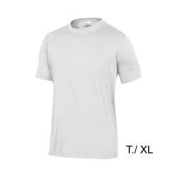 Camiseta Blanca Napoli T/XL...