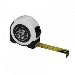 Flexómetro cinta 16mm de...
