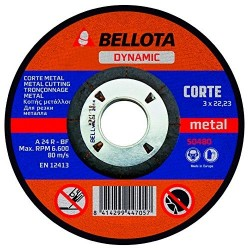 Disco Abrasivo Metal 230...