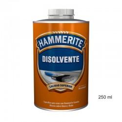 Disolvente 250ml HAMMERITE