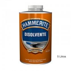 Disolvente 5L HAMMERITE