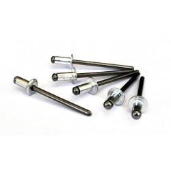 Remache Aluminio 4.8x12 50...