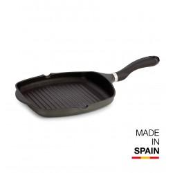 Grill 26x26 Black Inducción...