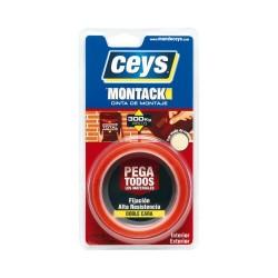 Cinta de Montaje MONTACK...