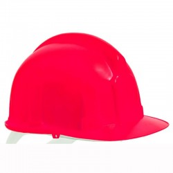 Casco Seguridad Rojo JAR