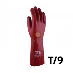 Guante Quimico Basic 40 T/9 3L