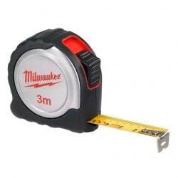 Flexómetro 3mx16mm MILWAUKEE