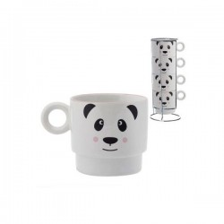 Juego de Café 4 Tazas...
