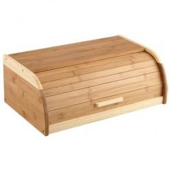 Caja de Pan Bambú INALSA