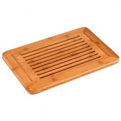 Tabla Cortar Pan Bambú INALSA