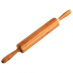 Rodillo Amasar Bambú INALSA