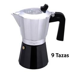 Cafetera Inducción 9 Tazas...
