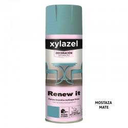 Spray Renew It Mate Mostaza...