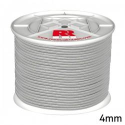 Cuerda Elástica 4mm Blanca...