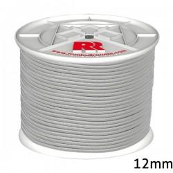 Cuerda Elástica 12mm Blanca...