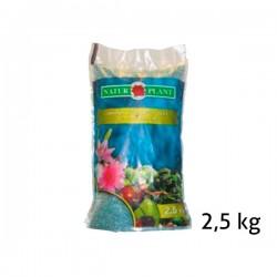 Abono Azul 2,5 kg NATURPLANT