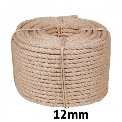 Cuerda Cableada Sisal 12mm...