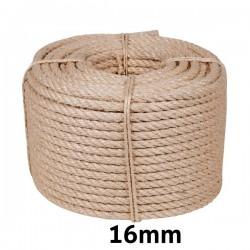 Cuerda Cableada Sisal 16mm...