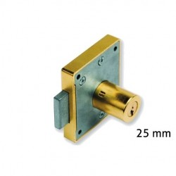 Cerradura Mod. 23 25mm URKO