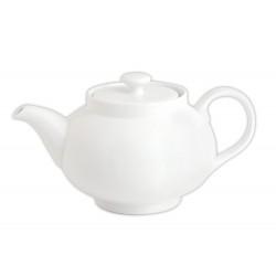Tetera Porcelana Blanca...