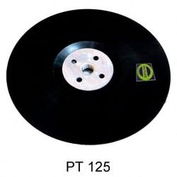 Plato de Goma PT-125 M14...