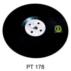 Plato de Goma PT-178 M14...