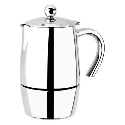 Cafetera Magna Inox 6 tazas...