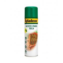 Spray Aceite Teca Incoloro...