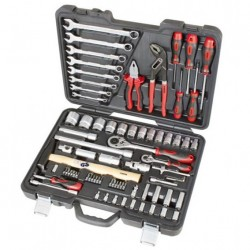 Maletín 77 herramientas...