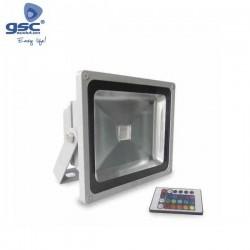 Proyector en Aluminio LED...