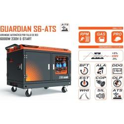 Generador Gasolina 6000W...