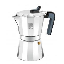 Cafetera Delux 6 tazas BRA