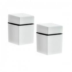 Soporte Estante Cube Blanco...