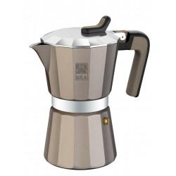Cafetera Titanium 3 tazas BRA