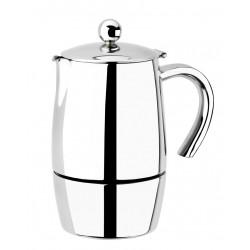 Cafetera Magna Inox 4 tazas...